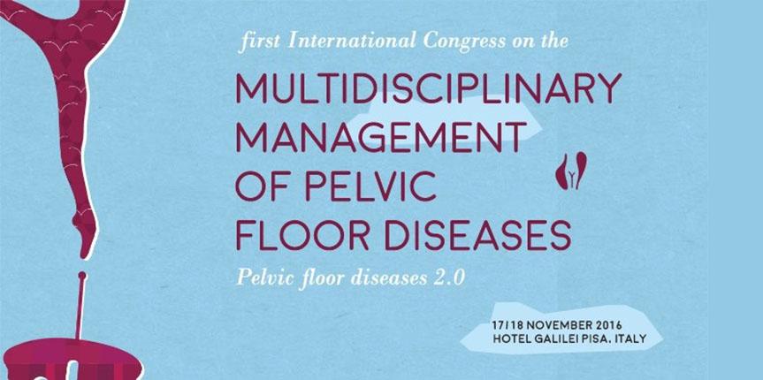 MDT management of pelvic floor disease کنگره بین المللی مدیریت بیماریهای کف لگن